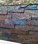 panel granit brązowo-srebrny 15x60