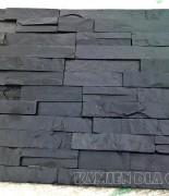 panel łupek grafitowy 15x60