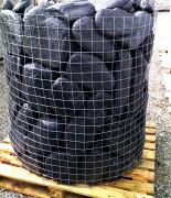 Otoczak grafitowy średni 150-300mm