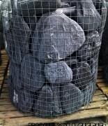 Otoczak grafitowy duży 300-500mm