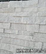 panel marmur biały 15x60