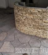 porfir włoski/granit zóty