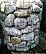 Otoczak biało-purpurowy duży 300-500mm