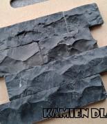 Bazalt, płytka 5x25 cm