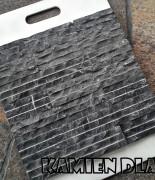 Bazalt, płytka frez 5x25 cm