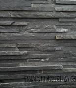 panel łupek grafitowy cienki 15x60