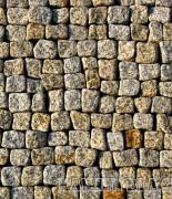 Kostka granitowa otaczana