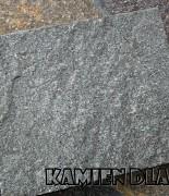 Kwarcyt szary płyta 10,15,20,30 cm, różne długości