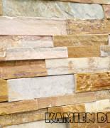 panel marmur miodowy 15x60