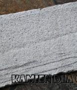 Marmur biało-szary płyta groszkowana  20x30, 30x60 cm
