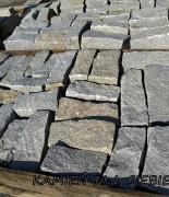 Palisada granit szary