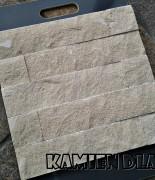 Piaskowiec beżowy Ohra, 7x30 cm