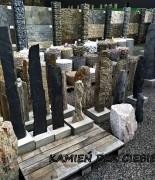 Szpilki kamienne