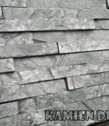 panel łupek zielony 15x60
